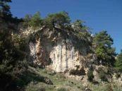 Dağlar, Ağlayan Kaya