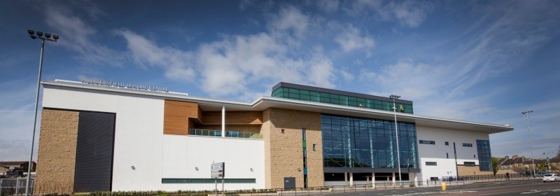 Huddersfield Leisure Centre