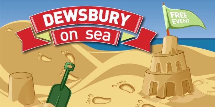 beach - Dewsbury on sea