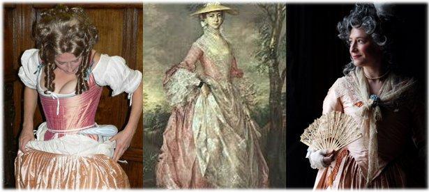 History Wardrobe - portrait of a lady