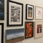 Exhibition at Batley Art Gallery