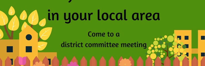 Batley and Spen District Committee