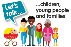 Let's talk about children, young people and families