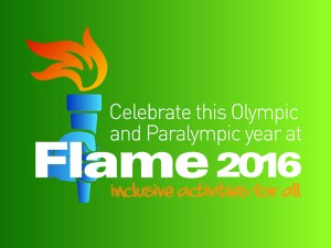 Flame event 2016 logo