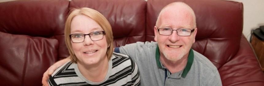 Jeannette and Gary Denison