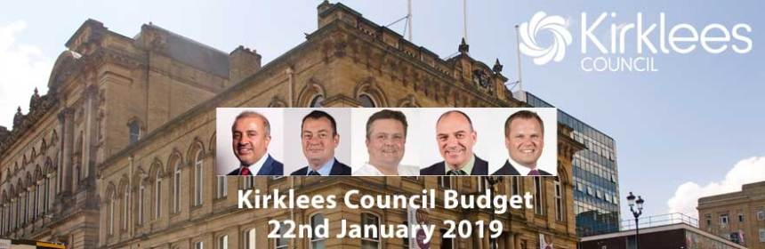 Budget information event