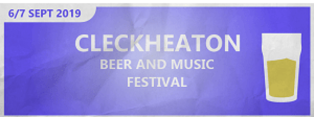 cleckheaton beer fesitval