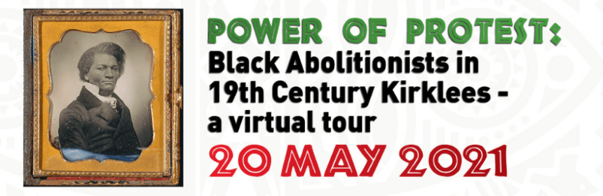Text reads: The power of protest. 20th May 2021
