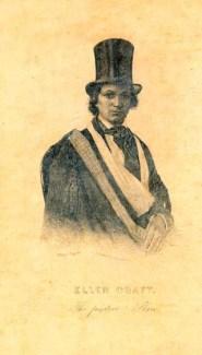 Ellen Craft (19th Century Black Abolitionist campaigner and social reformer).