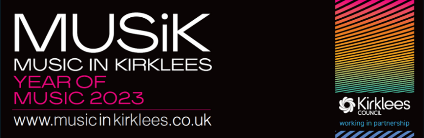 Musik in Kirklees logo