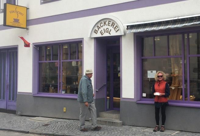 Laura and Crazy Guy in Litschau AU