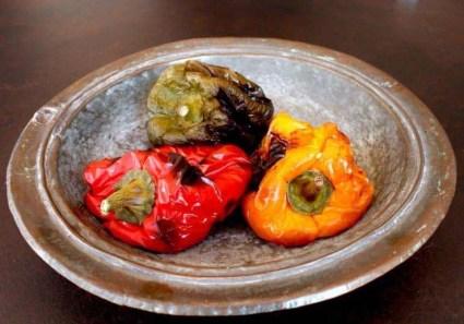 pepper roasted
