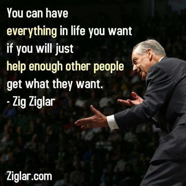 Мъдрост от Зиг Зиглар