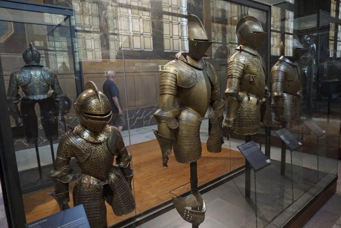 Dauphin Armour