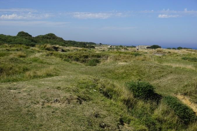 Cratered Landscape