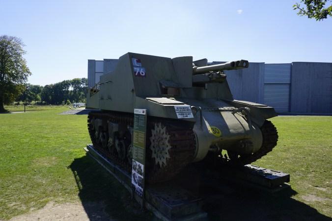 Sexton Tank (Manufactured in Canada)