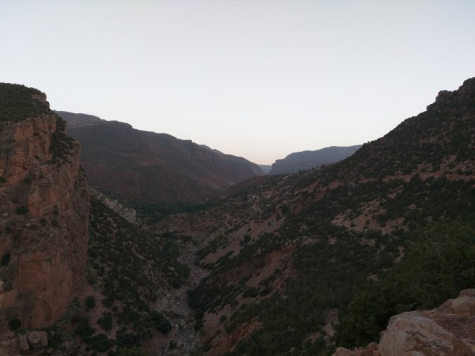 High Atlas Near Demnat