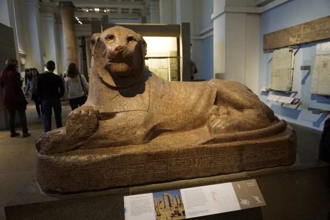 Egyptian Lion