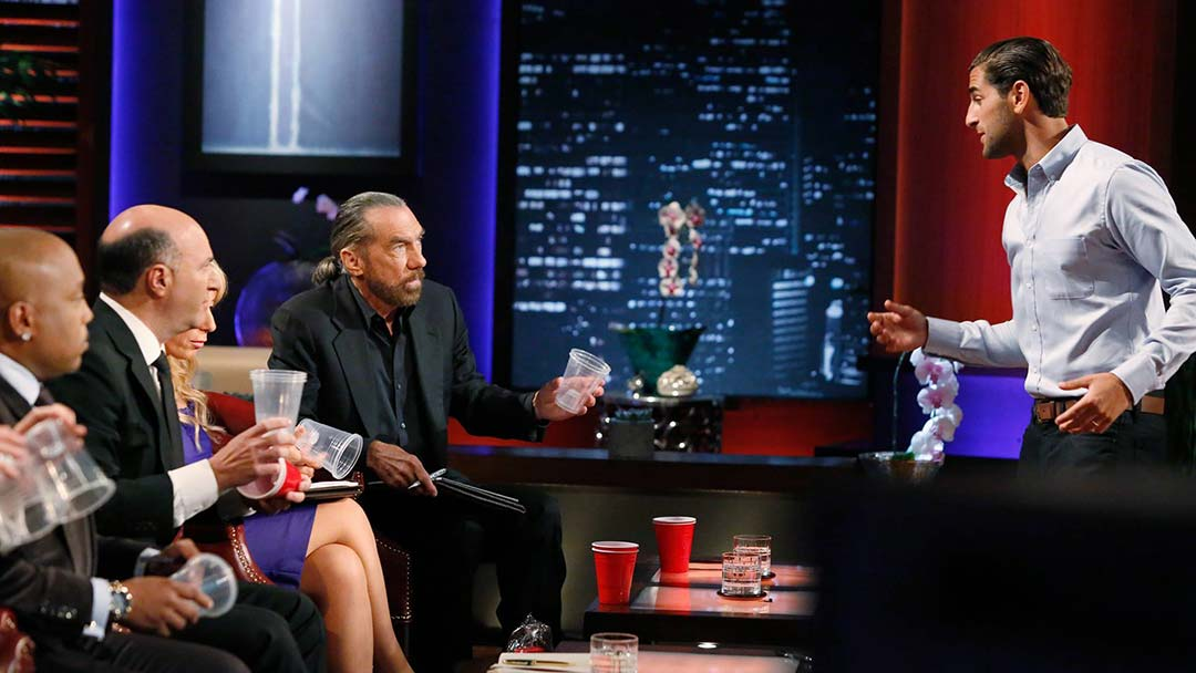 180CUP pitch review on Shark Tank