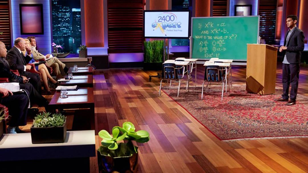 2400 Expert(Now PrepExpert) Shark Tank Pitch and Mark Cuban Deal