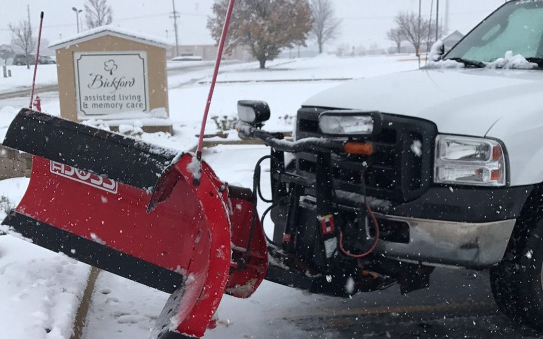 Whatever it takes - Snow Plow Edition