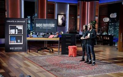 Basic Outfitters Underwear for men package Shark Tank No Deal