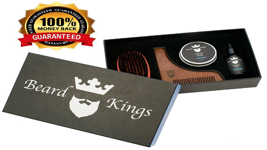 Beard King trims up a deal on Shark Tank – cleans up after show