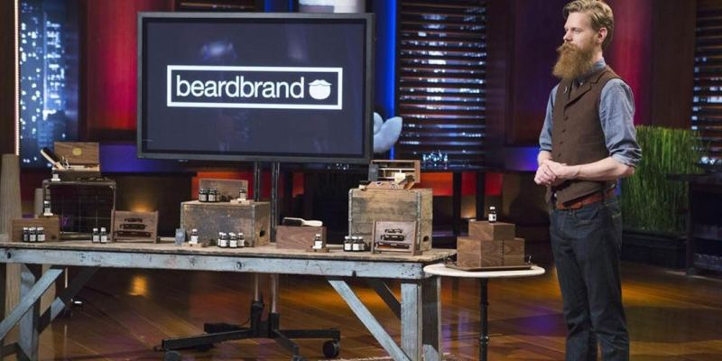 Beardbrand - Shark Tank