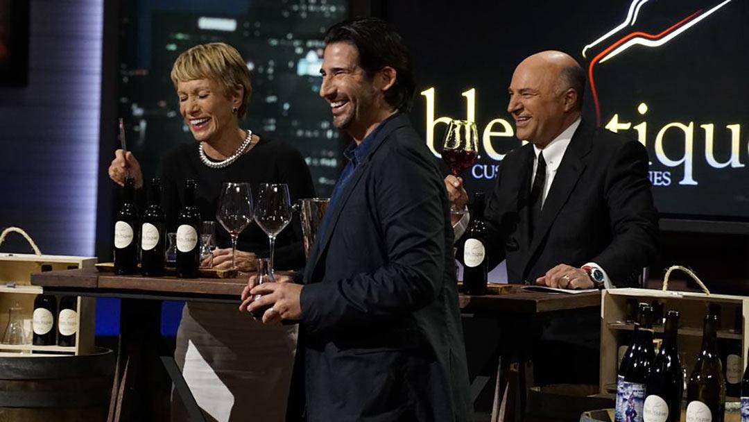 Blendtique Wine Company drinks up Shark Tank deal with Lori Greiner
