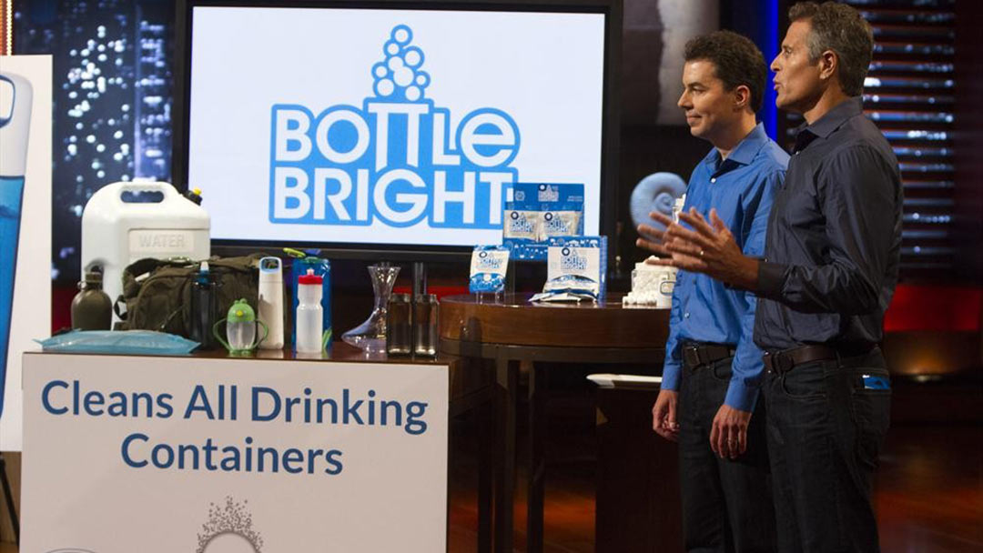Bottle Bright Shark Tank cleans up deal with Lori Greiner