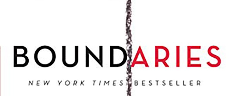 Boundaries - Book