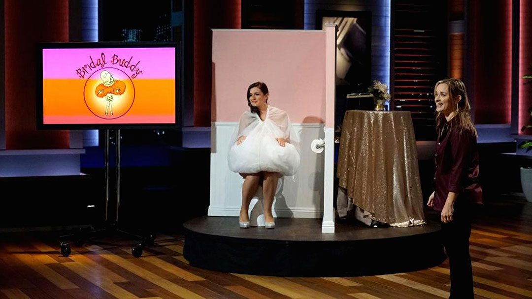 Bridal Buddy – A better way for the bride to pee – Shark Tank Deal