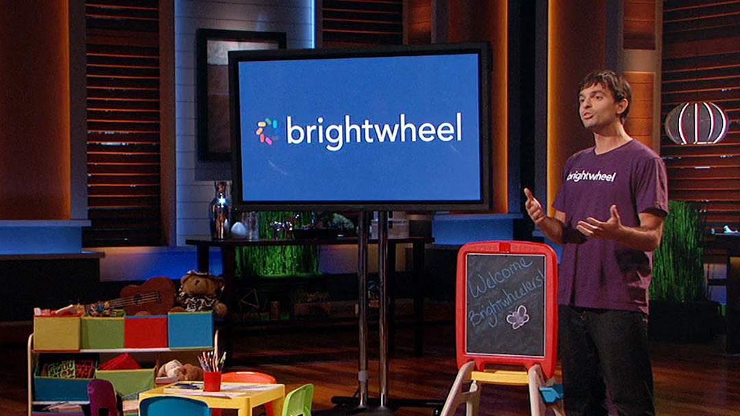 Brightwheel educational software Shark Tank deal Mark Cuban Chris Sacca