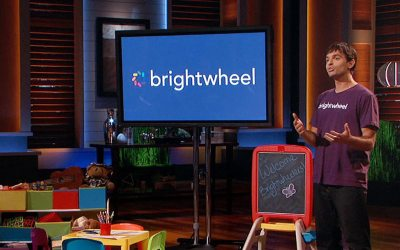 Brightwheel educational software Shark Tank deal Mark Cuban Chris Sacca