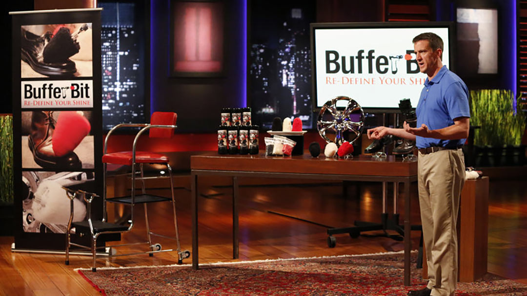 Buffer Bit polishes in Shark Tank but no deal
