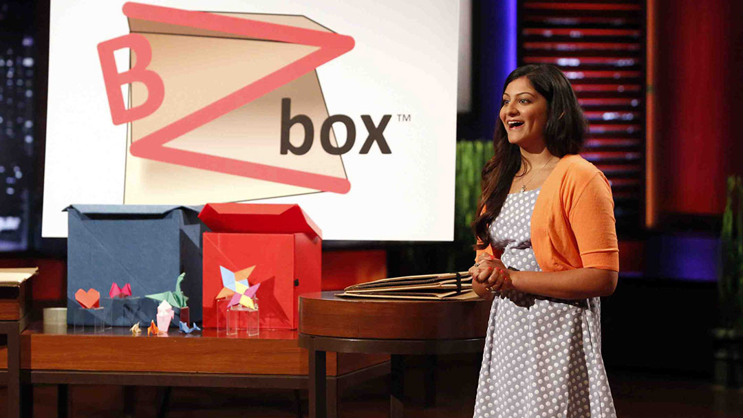 BzBox fold into Shark Tank Deal W/Lori Greiner but does not close.