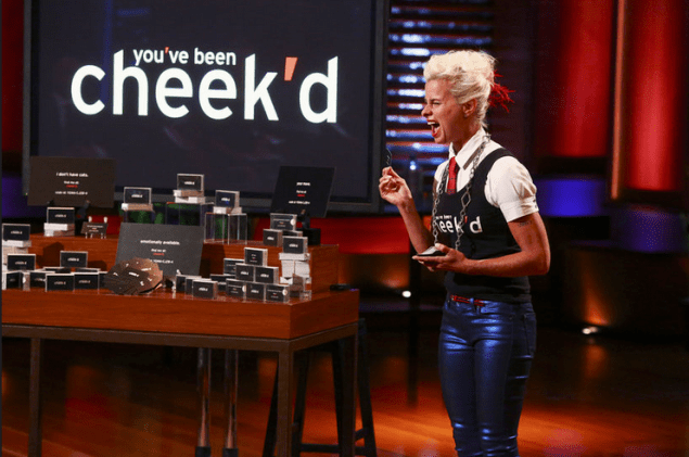 Cheekd dating application misses Shark Tank deal