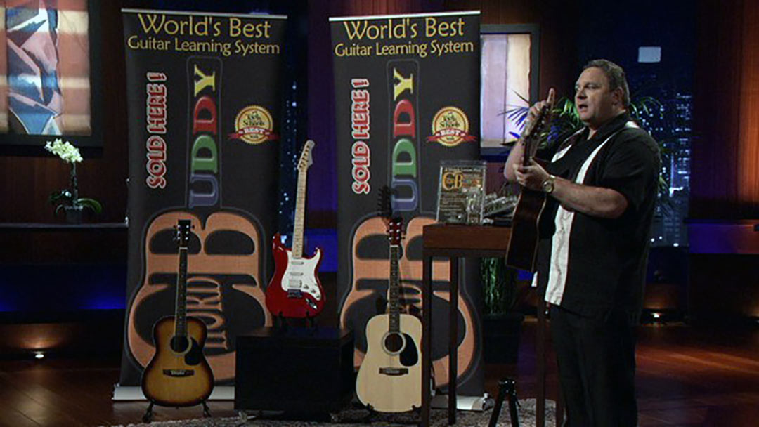 Learn Guitar Device From Shark Tank