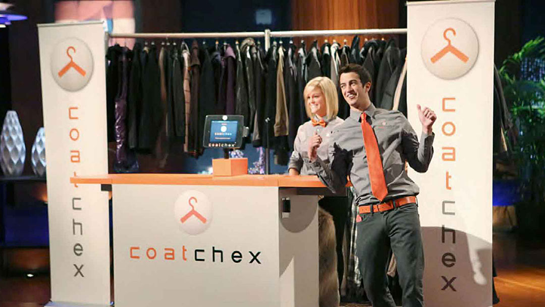 Coatchex creates Chexology after Shark Tank
