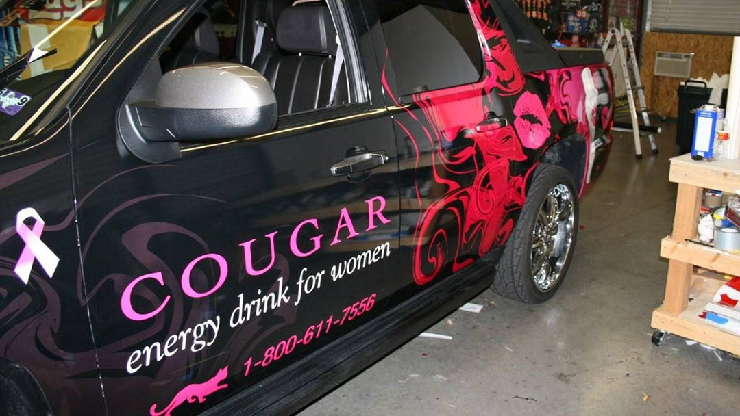 Cougar Energy Drink Chases Older Women – Shark Tank