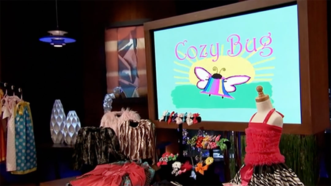 Cozy Bug – Lori Greiner does a ShowNo move, but Daymond John gets Shark Tank deal