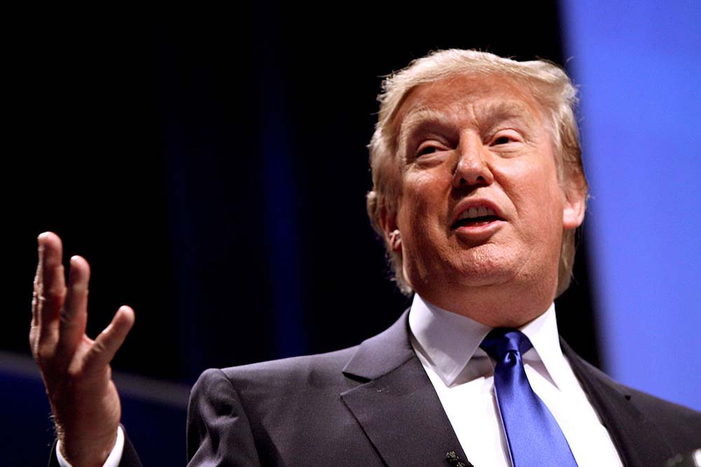 Donald Trump for President – Publicity Stunt?
