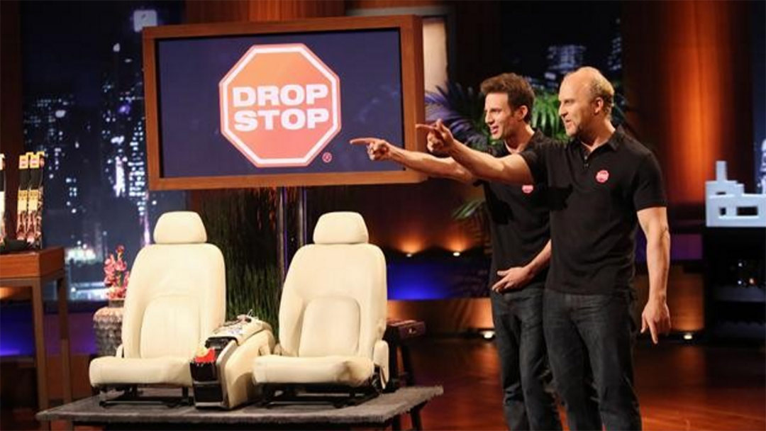 Drop Stop Carmuda Triangle Lori Greiner Shark Tank Deal