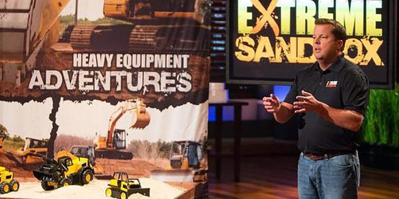 Extreme Sandbox - Shark Tank