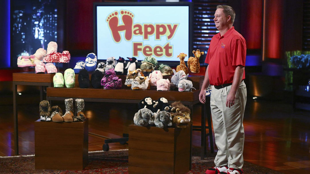 Happy Feet – Shark Tank Pitch and After Show Update