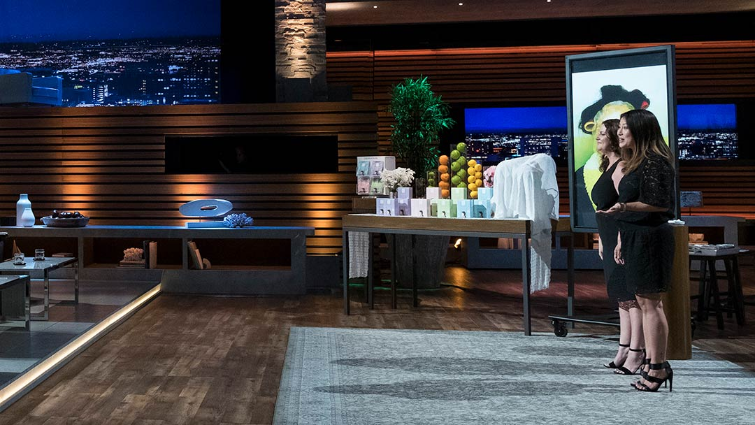 Lace Your Face Facial Mask by Dermovia pitched on Shark Tank