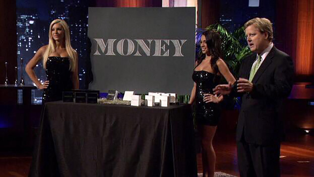 Liquid Money – The Smell of Money misses Shark Tank Deal with Daymond John