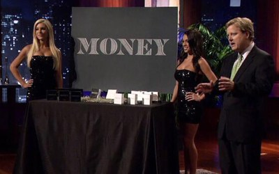 Liquid Money – The Smell of Money misses Shark Tank Deal with Daymond John