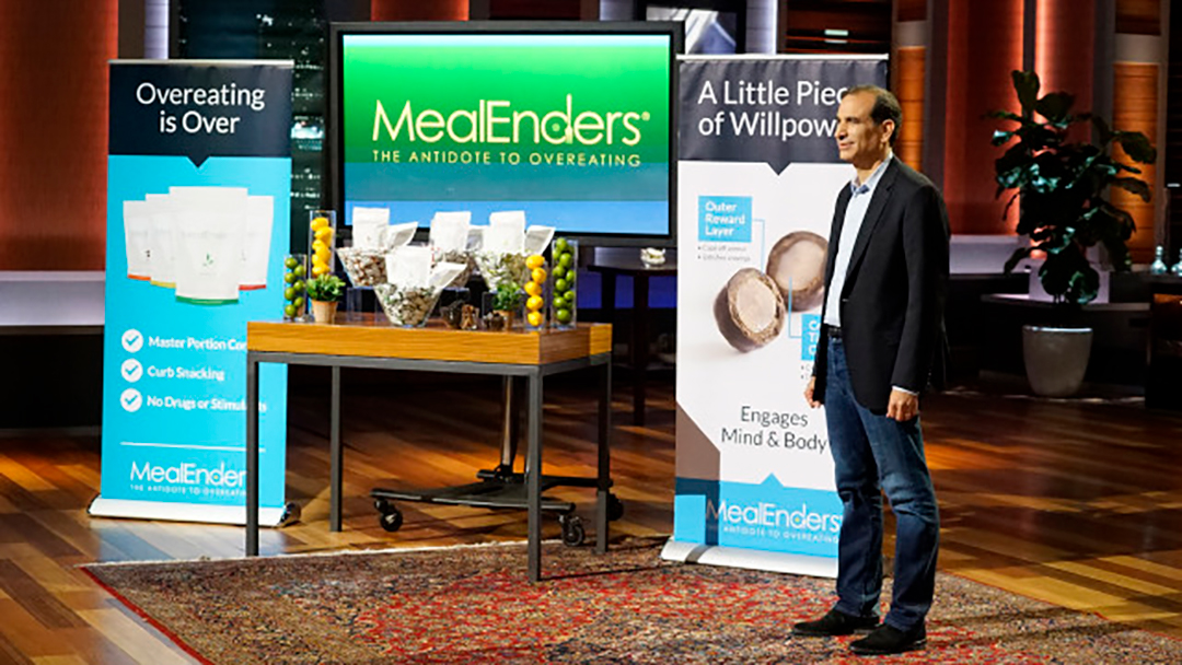 Mealenders Weight Loss Product avoids being ripped on Shark Tank No Deal