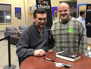 Michael Franzese - Kirk Taylor - Antioch Christian Church